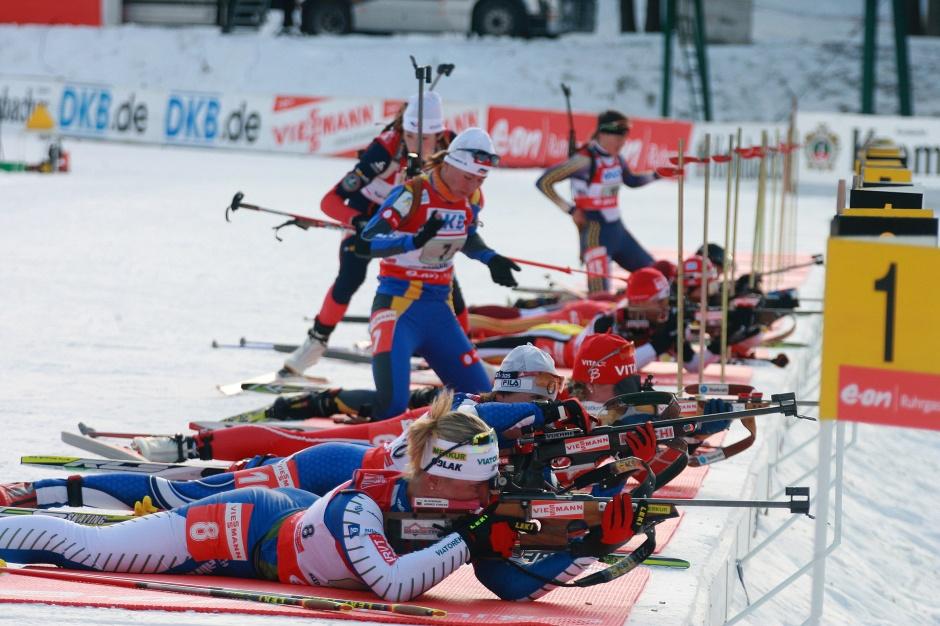 Slovenska biatlonska reprezentanca bo leta 2021 na Pokljuku napadla zmagovalni oder
