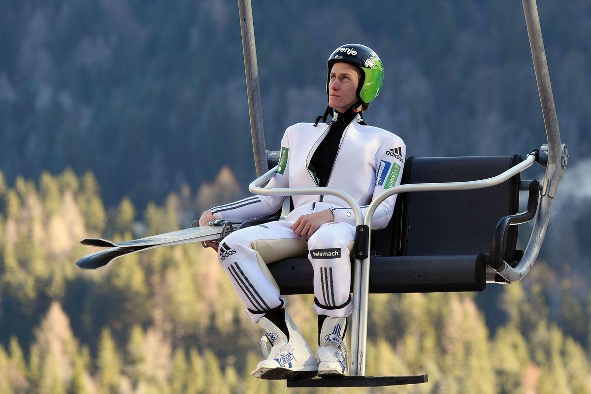 Kako visoko lahko v Kranju poseže Peter Prevc?