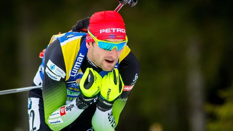 Jakov Fak bo tudi v novi sezoni prvi adut slovenskega biatlona