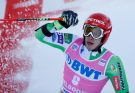 Žan Kranjec bo na ledeniku Rettenbach napadal stopničke