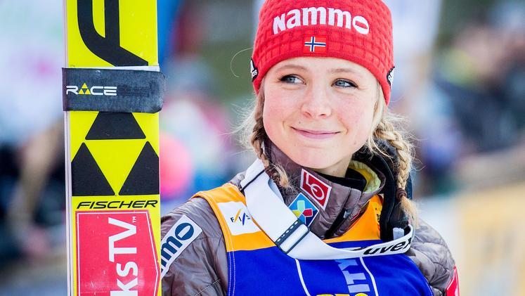 Maren Lundby prepričljivo do naslova norveške prvakinje