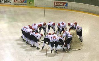 Jeseničani v domačem prvenstvu še ne poznajo poraza (foto: Simon Maljevac)