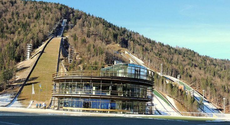 Planica je gostila državno prvenstvo v nordijski kombinaciji (foto: Simon Maljevac)