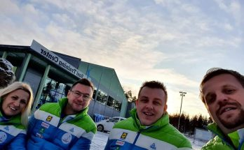 slovenija curling šport invalidov